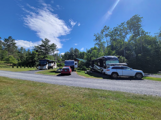 RV Park Review - Mountain View Campground (Morrisville, Vermont)