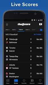 theScore: Live Sports Scores, News, Stats & Videos 19.8.0 (19080) (Arm64-v8a + Armeabi-v7a + x86 + x86_64)