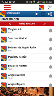 Aragón Radio- screenshot thumbnail