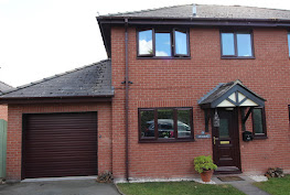Three-bedroom Trewern semi
