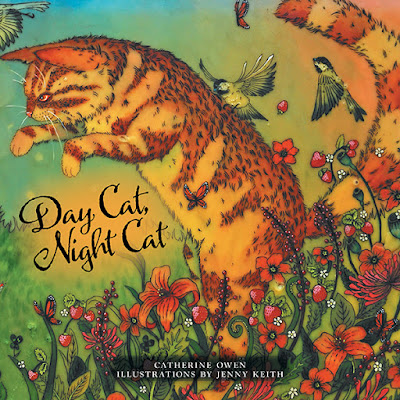 Day Cat, Night Cat cover