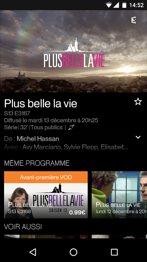 francetv pluzz- screenshot