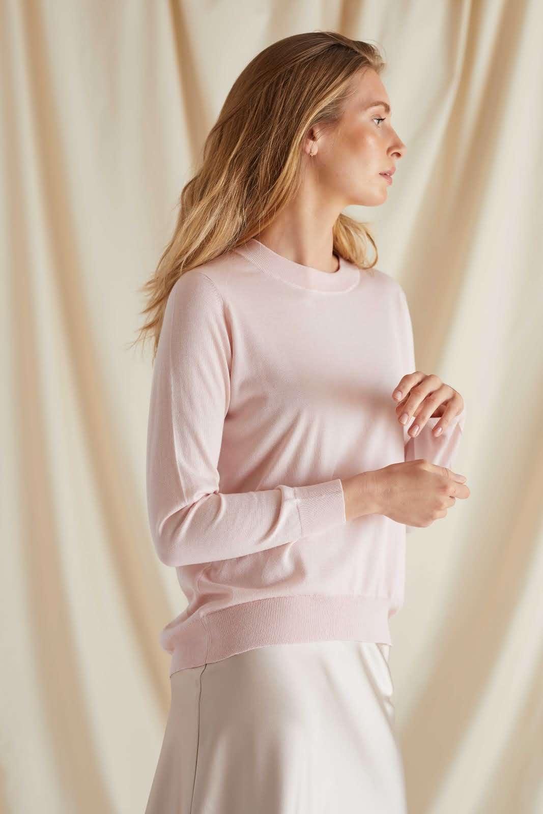 Fine Knit Oversize Sweater