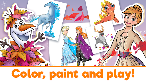 Disney Coloring World 4.1.0 3