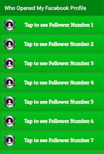 Top Followers - náhled