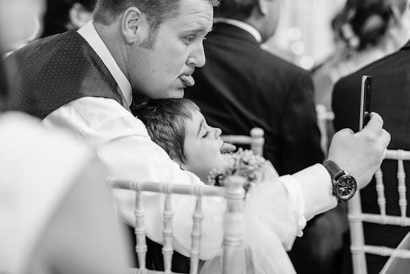 Wedding photographer Will Wareham (willwarehamphoto). Photo of 23.10.2017
