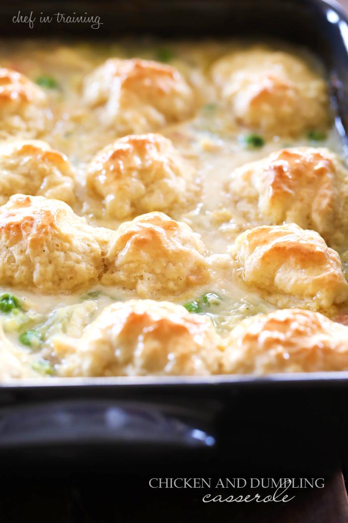 Chicken and dumpling casserole recipe yummly forumfinder Choice Image