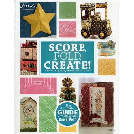 Scor-Pal Book - Score, Fold, Create