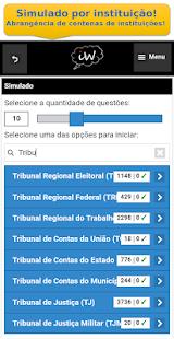 Simulado Concursos Públicos 2017 - náhled