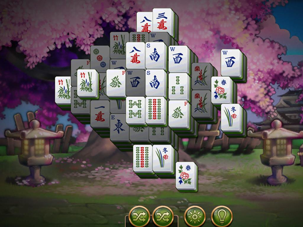 Amazing Mahjong: Zen- screenshot
