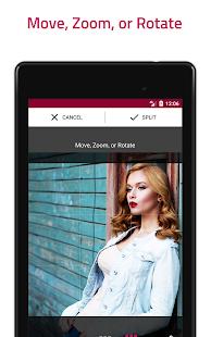 App PhotoSplit - Photo Grid Maker for Instagram APK for Windows Phone