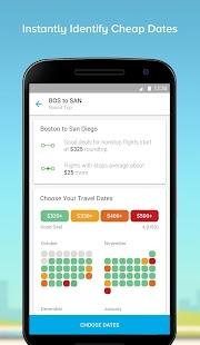 Hopper - Airfare Predictions Screenshot 2
