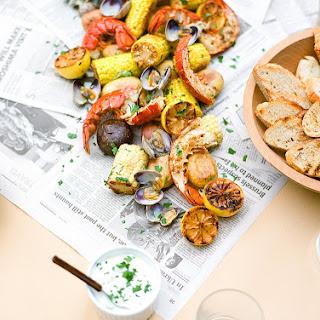 Seafood Boil Wine Pairing