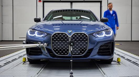 Comienza la producción del BMW 4 Coupé, que pronto llegará a Automotor Costa