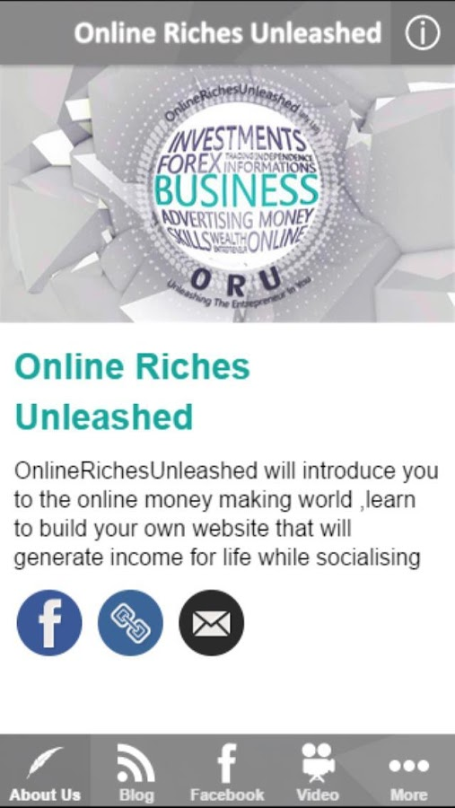 Online Riches Unleashed- screenshot