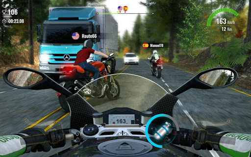 Moto Traffic Race 2: Multiplayer  captures d'u00e9cran 2