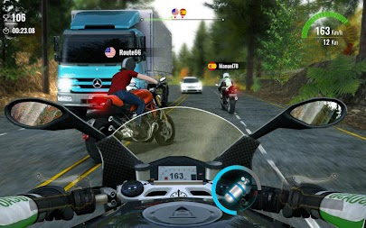 Moto Traffic Race 2: Multiplayer APK screenshot thumbnail 2