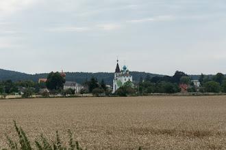 Photo: Cerkiew prawosławna w Chudobínie.