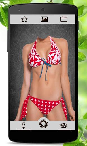 Hottest Girl Bikini Suit