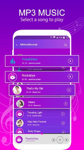 Music player, mp3 player 1.1.1 screenshots 5