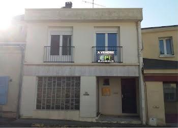 maison à Bouillé-Loretz (79)