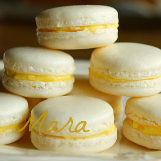 Thermomix Macarons.