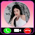 Jennie Blackpink Calling - Fake Video Call icon