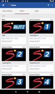 App SuperSport APK for Windows Phone