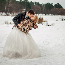 Wedding photographer Ekaterina Bulgakova (bulgakovakate). Photo of 19.12.2016