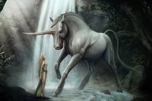 Unicorn HD Live Wallpaper