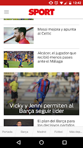 SPORT.es screenshot 1
