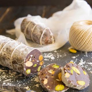Chocolate Salami.