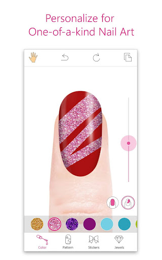 YouCam Nails - Manicure Salon for Custom Nail Art  screenshots 3