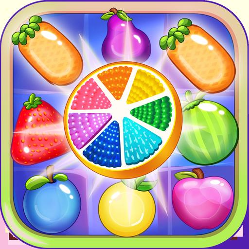 フルーツキャンディーの衝突 街機 App LOGO-APP開箱王