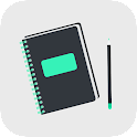 Universum - Diary, Journal, Notes with Lock icon