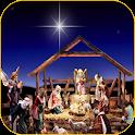 Nativity Scene Live Wallpaper icon