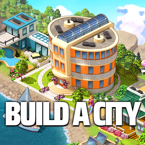 City Island 5 - Tycoon Building Simulation Offline  (Mod Mon 1.13.7mod