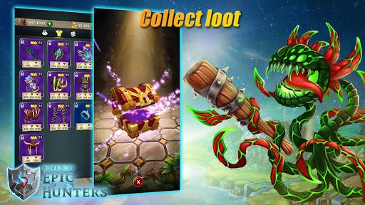 Code Triche World of Epic Hunters apk mod screenshots 3
