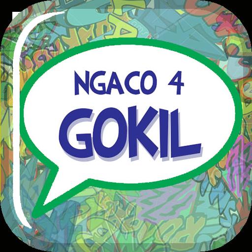 Komik Lucu Ngaco 4:Gokil 漫畫 App LOGO-硬是要APP