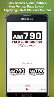 AM 790- screenshot thumbnail