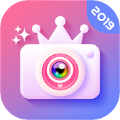 Nucie Cam: Beauty Selfie Camera With Photo Editor