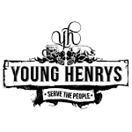Logo of Young Henrys Natural Lager