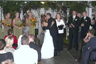 Photo: Twiggs Tempetto - Greenville - 10-09 - Ceremony in Progress - Photo Courtesy of: PhotoDayBliss.com http://WeddingWoman.net