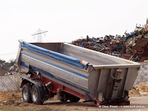 Photo: ??? ...mal kurz aufsatteln?! ----> www.truck-pics.eu
