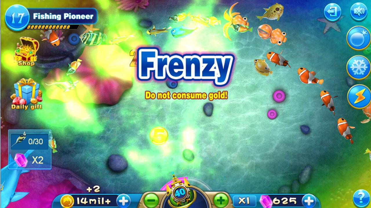 Fishing Age - fishing game- screenshot
