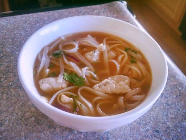 Pork Pho Recipe
