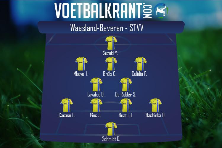 STVV (Waasland-Beveren - STVV)