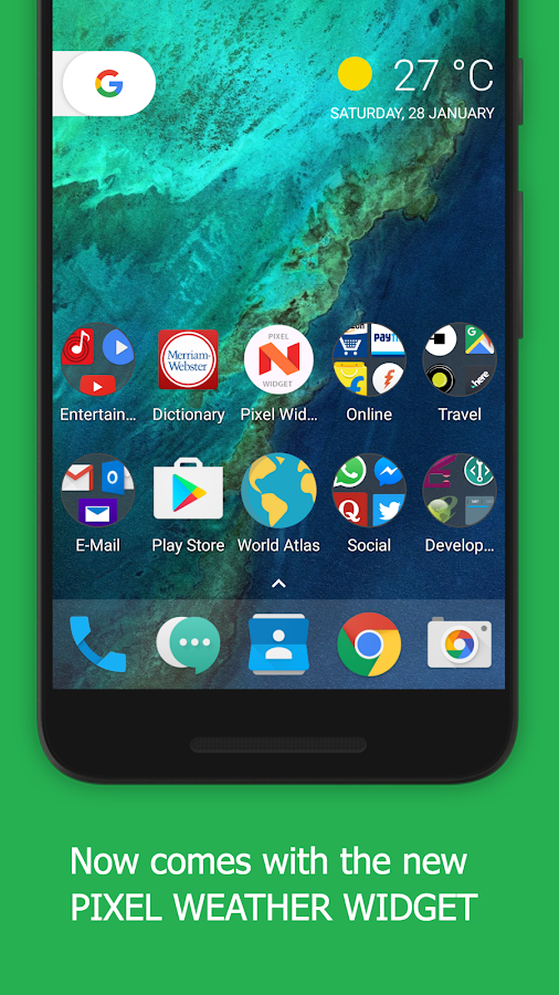 pixel widget  the pill weather   android apps on google play