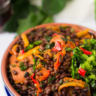 Black Bean Yam Recipes