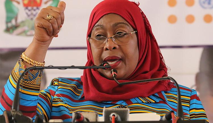 Samia Suluhu: Tanzania to get first female President
